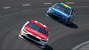 No. 21 crew chief Bullins on Blaney: 'I'm proud of him'