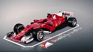 Ferrari front wing 3D update
