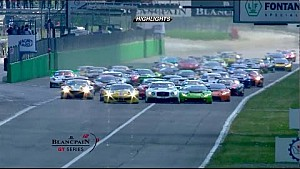 Blancpain GT Series - Monza 2017 - Short highlights