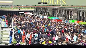 Carrera completa:  4 Horas de Silverstone 2017