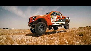 Martin Prokop Qatar crosscountry rally 2017 Final