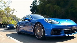 Panamera: Two Trails