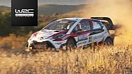 Rally Argentina 2017: Shakedown Clip