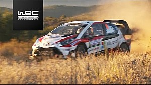 Rallye d'Argentine 2017 : le shakedown