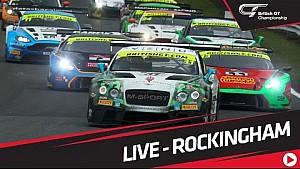 British GT - Rockingham 2017 - Ana yarış