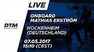 Mathias Ekström (Audi RS5 DTM) - Araç Üstü 2. Yarış - DTM Hockenheim 2017