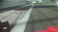 DHL 2017F1俄罗斯大奖赛最快圈速奖