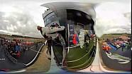 360 Video: WEC Silverstone Podyum - LMP