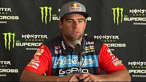 250SX Friday Press Conference - Las Vegas - Race Day LIVE - 2017