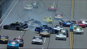 'Big One' erupts early at Talladega