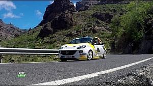 Rally Islas Canarias 2017 - Highlights Junior leg2