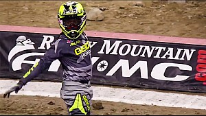 Malcolm Stewart Feature - Race day live - 2017
