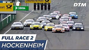 DTM Hockenheim 2017 - race 2 (Multicam) - Re-live