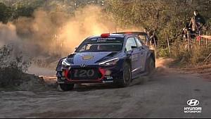 Rallye Argentinien: Die besten Zeitlupen