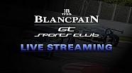 Sıralama yarışı - Blancpain Gt sports club - Silverstone 2017