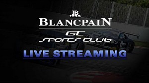 Qualifying race - Blancpain Gt sports club - Silverstone 2017