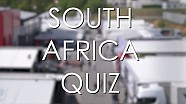 Bakkerud, Heikkinen and Kristoffersson show off their (Not so) impressive South Africa knowledge!