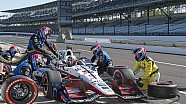 Live: trainingen Indy 500
