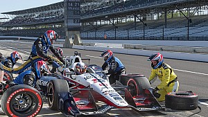 Live: Indianapolis 500 Practice - Monday May 15