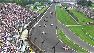 Indy 500 2011 -  Hoogtepunten