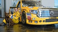 Todd Gilliland Welcomes Pedigree to KBM
