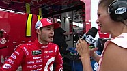 Larson wins Monster Energy All-Star Race pole