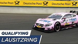 Lausitzring: 1. Top-3-Qualifying