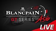 Canlı: Blancpain Gt series Asia - Buriram - 1. Yarış
