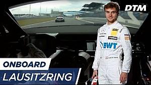 DTM Lausitzring 2017 - Lucas Auer (Mercedes-AMG C63 DTM) - Re-live onboard (Race 1)