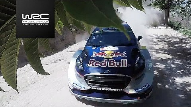 Rallye Portugal: Highlights, WP 13-15