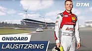 DTM Lausitzring 2017 - Jamie Green (Audi RS5 DTM) - Re-Live onboard (Race 2)