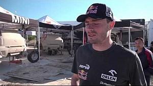 ORLEN Team Rally Kazakhstan 2017: etap 2