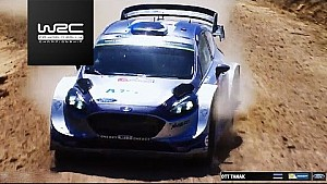 Rally de Portugal 2017: Tanak with damaged suspension in SS12