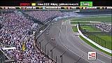 2012年インディ500 最終ラップのフランキッティvs佐藤琢磨