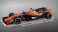 McLaren-Honda MCL32 in 3D