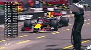 2017 Monaco GP  -Ricciardo Yaptığı Pit İle 3. Oluyor