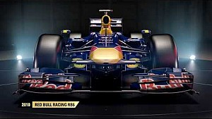 F1 2017 – 2010 Red Bull Racing RB6