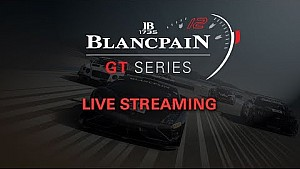 Live: Main race - Zolder - Blancpain Sprint Series
