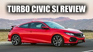 Goodbye VTEC, Hello Turbo - 2017 Honda Civic Si review