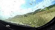 Akropolis-Rallye: Crash von Tsolakidis