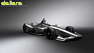 Презентация нового шасси IndyCar от Dallara