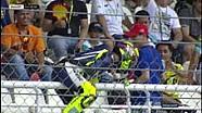 'Rossi' di tribun penonton Sirkuit Sepang