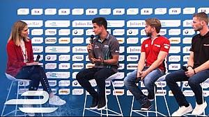 Pre-Race Berlin press conference (Race 1) - Formula E