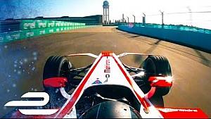 Berlin ePrix onboard track guide with Nick Heidfeld - Formula E