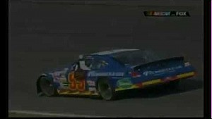 Carl Edwards scores Roush Fenway's first Pocono win in 2005.