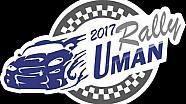 «Ралі Умань»  - трансляція етапу Чемпіонату України з ралі