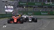 2017 Kanada GP  - Magnussen'e 5 Saniye Ceza Getiren Olay