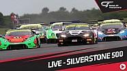 Silverstone - British GT - 2017 - Live + Mini Challenge Race 1