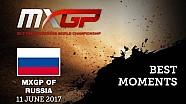 Los mejores momentos del GP de Rusia de MXGP