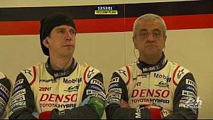 Le Mans 24 Saat 2017 - Toyota # 7 yarış dışı